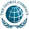 Знак The Global Compact